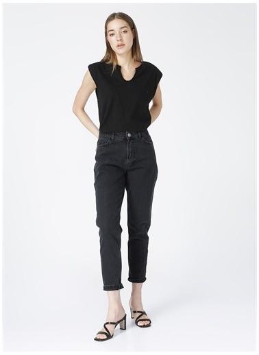 Black On Black Black On Black Denim Pantolon Antrasit